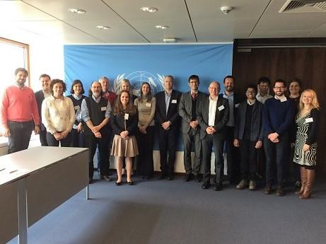 Impacts Hub Bonn 2017